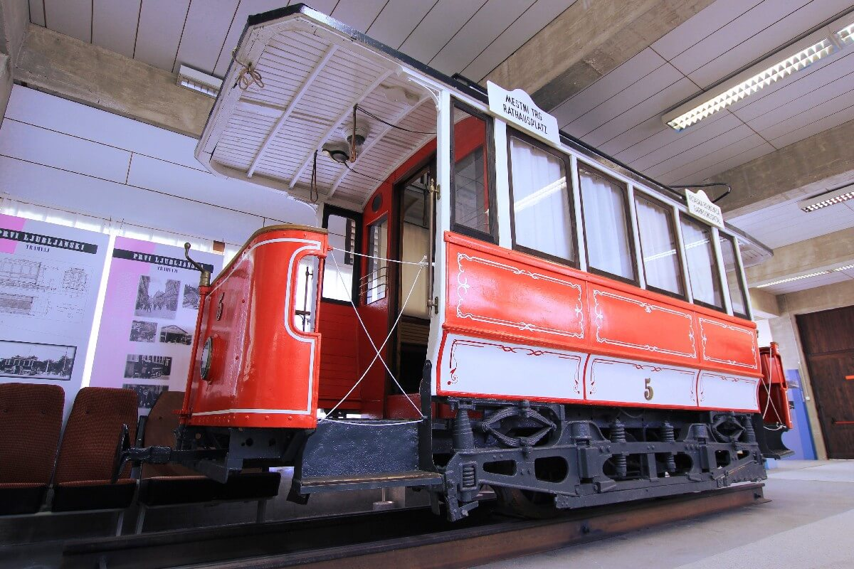 Slovenski tramvaji: visoko tehnološko znanje