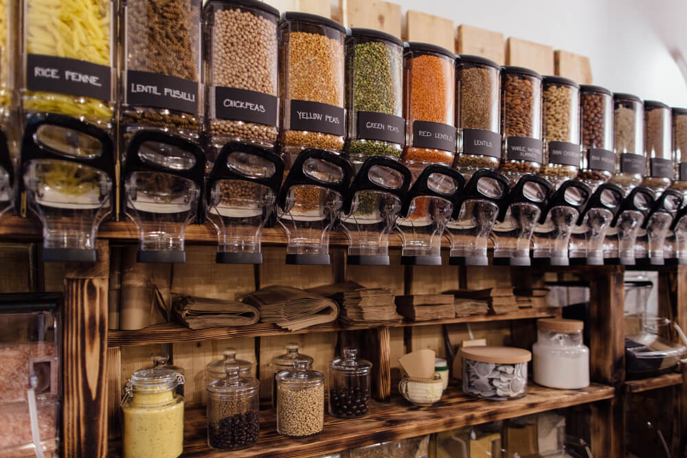 Raziskava: Trgovine brez embalaže po Evropi imajo velik potencial