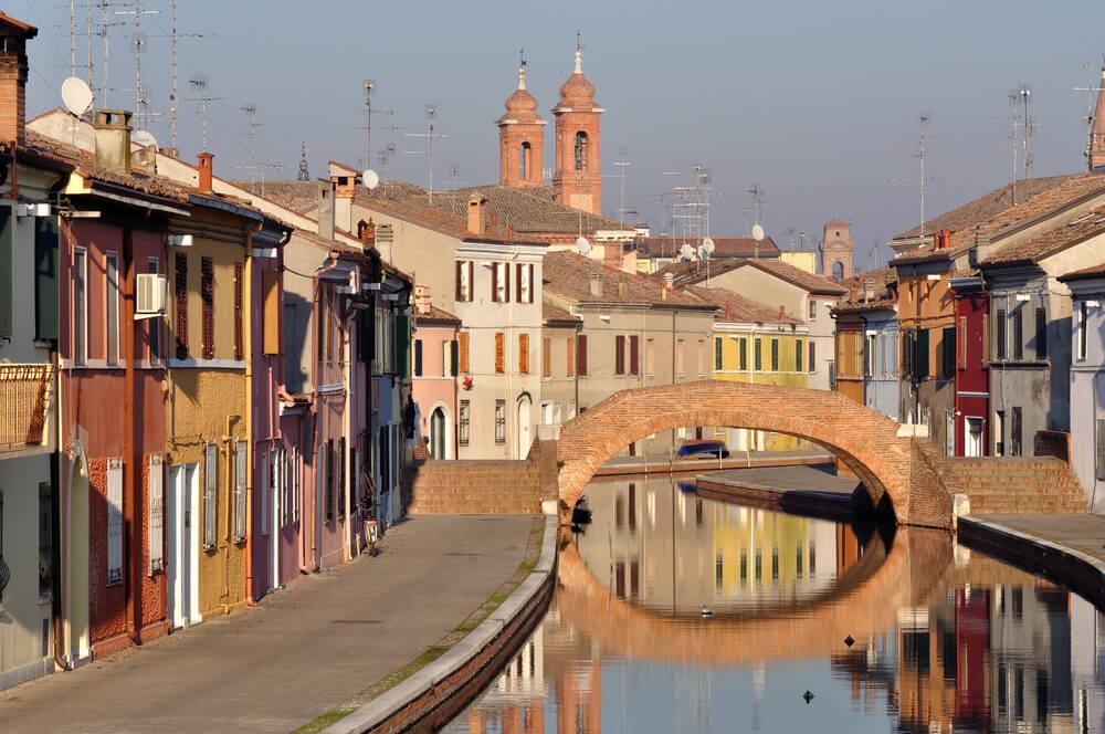 Delta reke Pad v Italiji: vodni kanali kot v Benetkah in obilje narave
