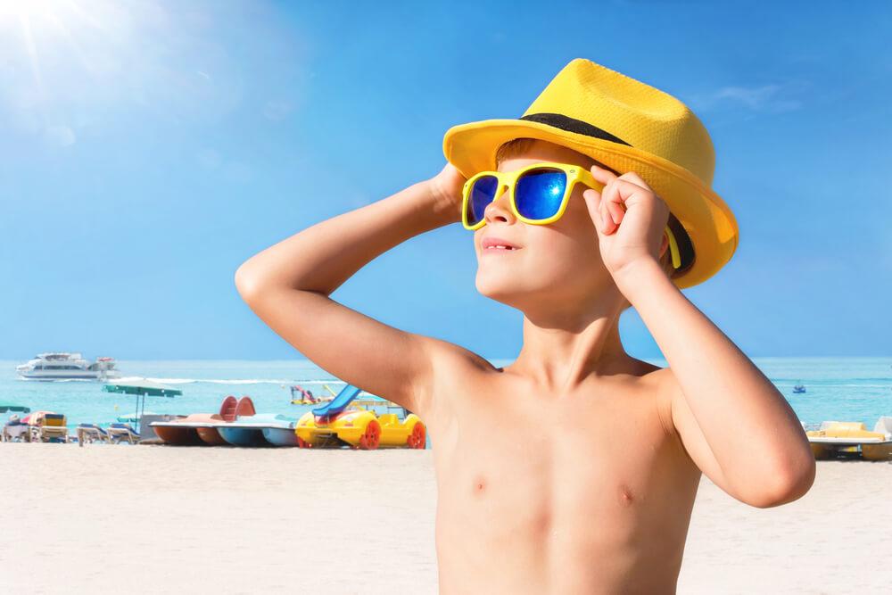 Zaščitite oči pred UV-sevanjem, da ne pride do okvare vida