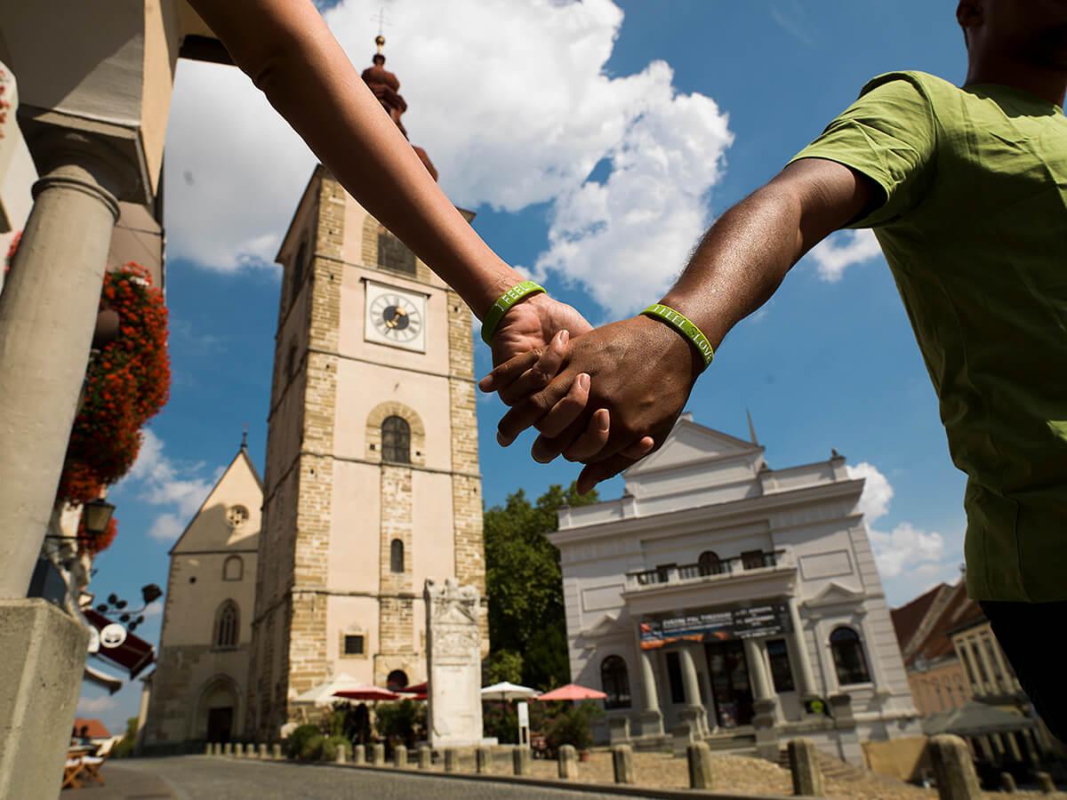 Katero je najvarnejše slovensko mesto?