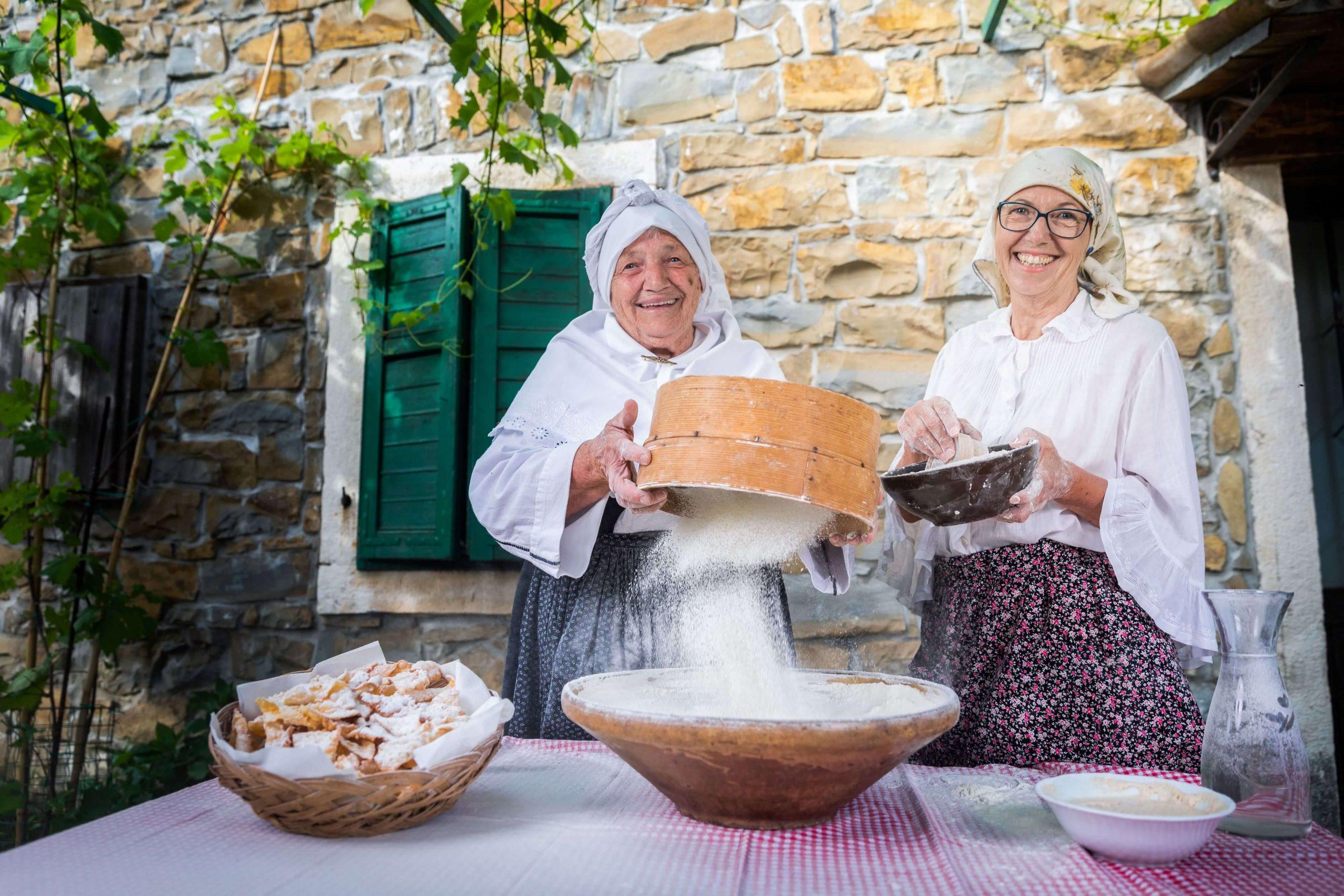 Iz naše Istre po domače: lokalne dobrote in tradicionalne obrti