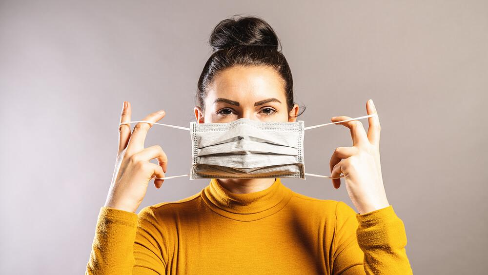 Urad za kemikalije odsvetuje maske z bakrovim oksidom