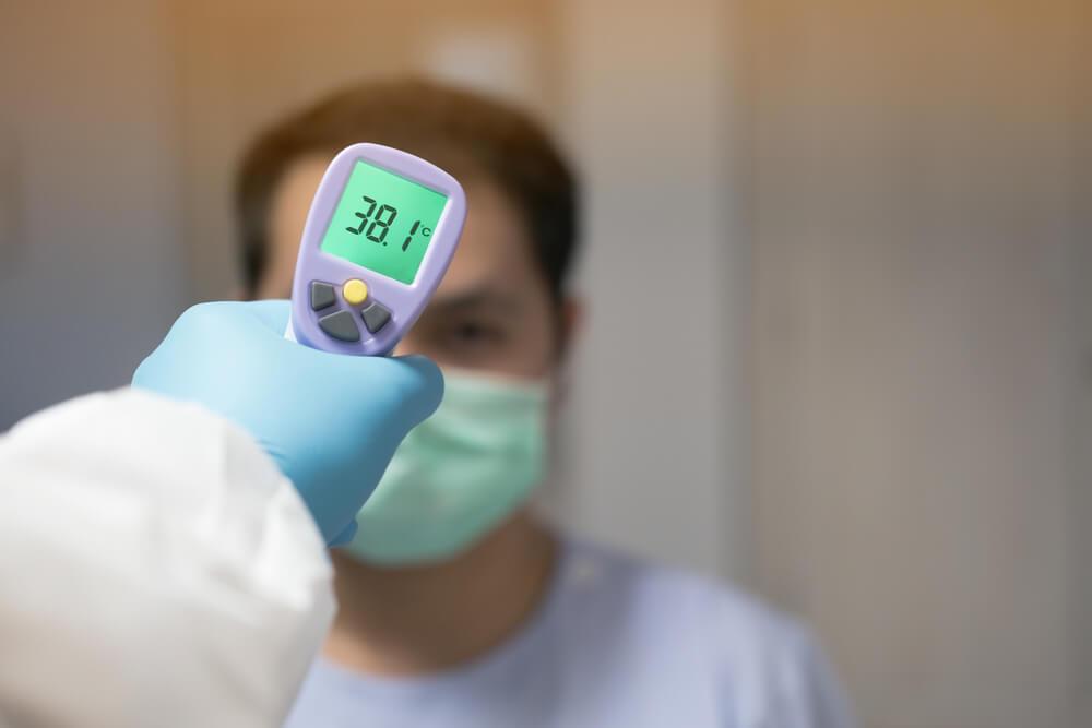 Merjenje telesne temperature je postalo prava problematika