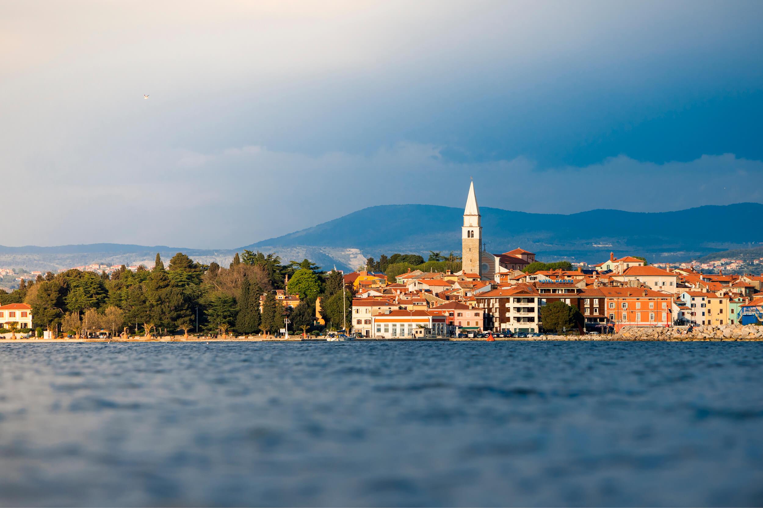 Brezplačna vodenja po jesenski Istri - po obali in zaledju