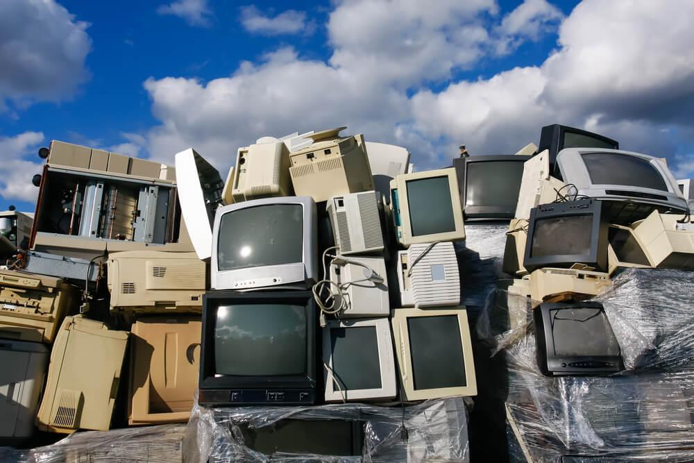 Danes je 3. mednarodni dan e-odpadkov