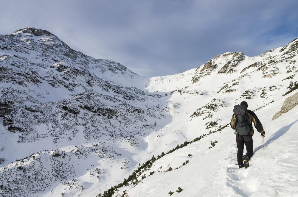 Zimska sezona v gorah: osnovna priporočila PZS