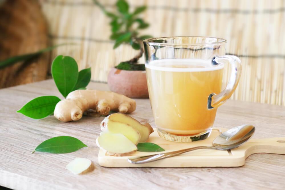 Kaj se zgodi, če vsak dan uživate ingver?