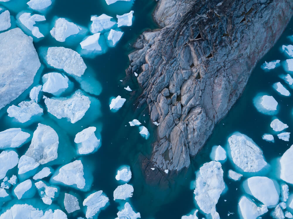 Grenlandija bi lahko v tem stoletju izgubila več ledu kot prej v 12.000 letih