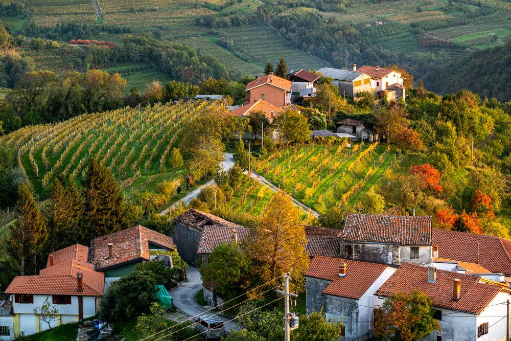 Občina Brda med 26 kandidati za Evropsko nagrado za razvoj podeželja za leto 2020