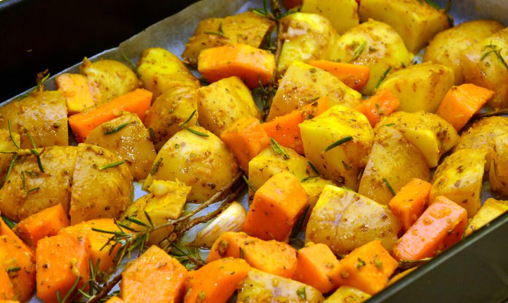 Nora ideja, kako pečen krompir začiniti po jesensko!