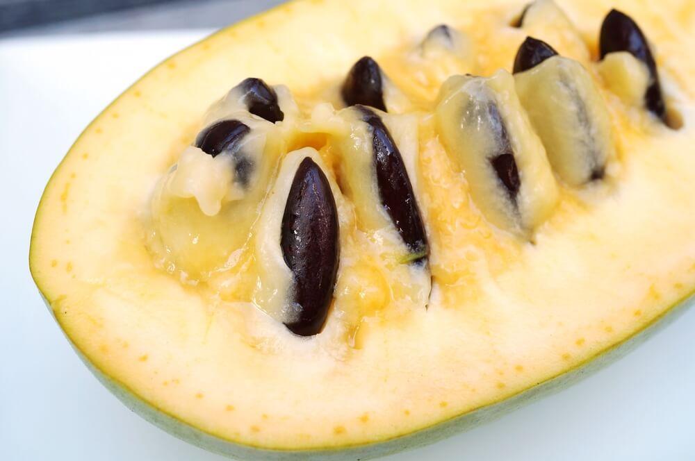 Asimina - nenavadno ime nenavadnega sadeža