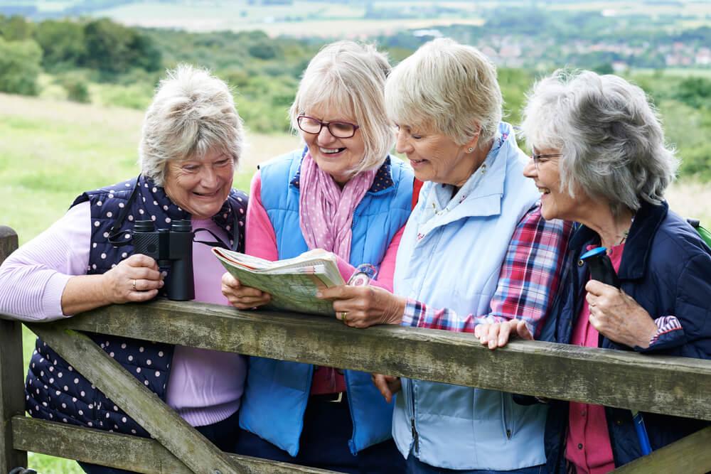 Skupina starejših žensk odločno v tožbo proti švicarski vladi