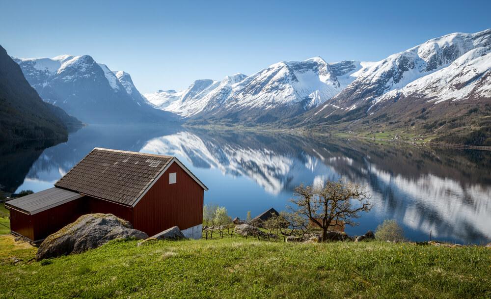 Friluftsliv - norveški način uživanja v mrzlih dneh