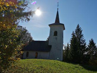 Sv. Mohor nad Kranjem - pohodniški cilj tudi za družine