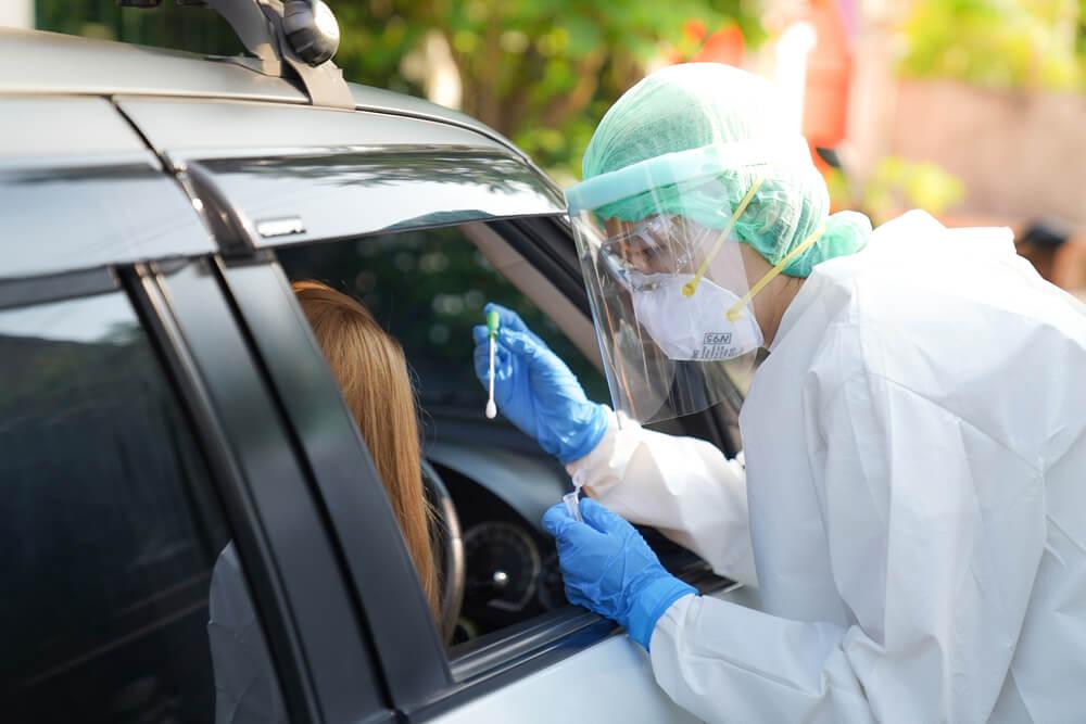"""""""Povečevanje testiranja zelo pomembno za obvladovanje epidemije, ki je še vedno v porastu"""""""