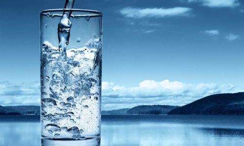 Najbolj čista pitna voda