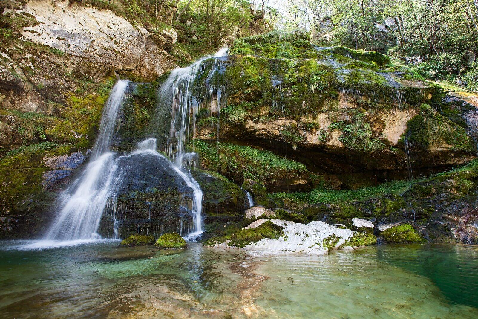 Namig za izlet v 2021: Slap Virje in potok Gljun