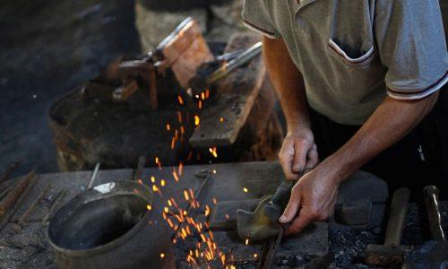 V zeleni Lipniški dolini občine Radovljica se skriva biser naše kovaške tradicije, Kropa.