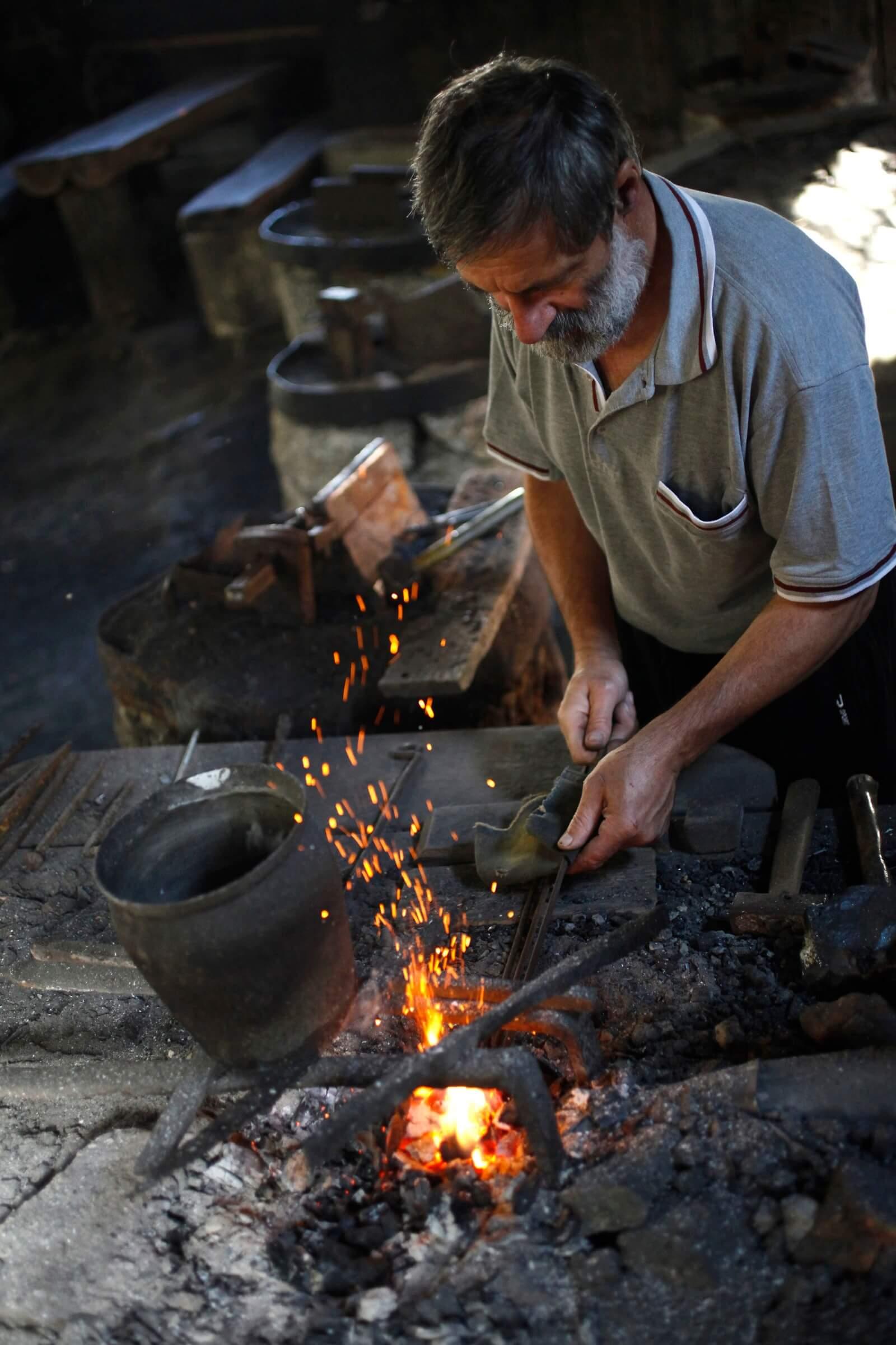 Namig za izlet v 2021: kovaška tradicija v Kropi