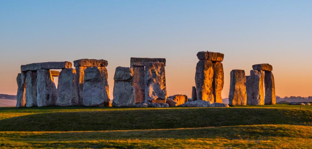 Virtualno doživetje: Zimski solsticij v Stonehengu