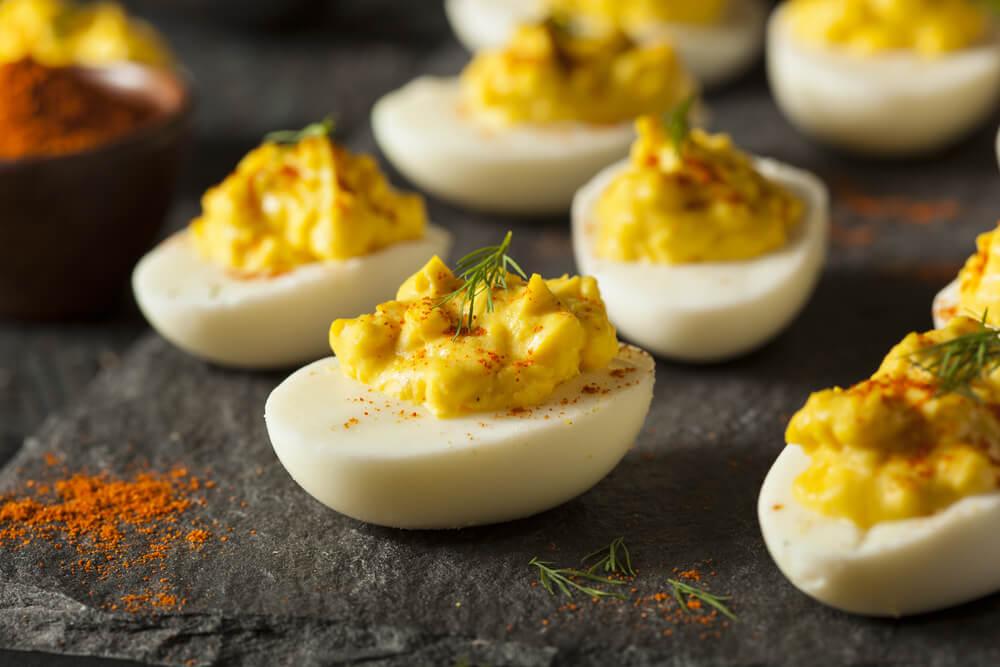 'Filana' jajca po starem receptu in ideje, kako jih popestriti