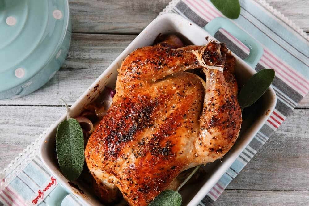Kako pripraviti in kako izboljšati nadev za piščanca?