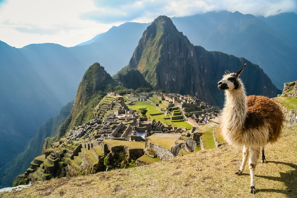 Peru se zavzema, da Machu Picchu postane ogljično nevtralen