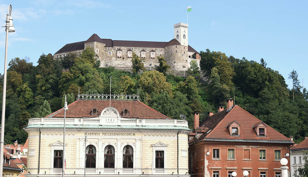 Ljubljana med osmimi najbolj trajnostnimi mesti na svetu
