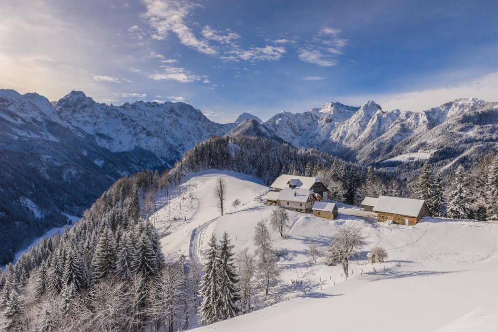 Logarska dolina, Ljubljana in Kamnik med top 2021 destinacijami na svetu