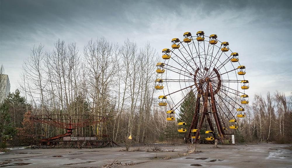 Bo Černobil uvrščen na seznam svetovne dediščine?