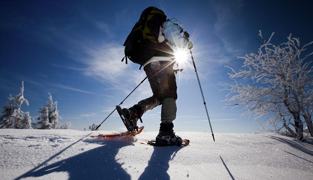 Krplje - za lahkotno hojo po sveže zapadlem snegu