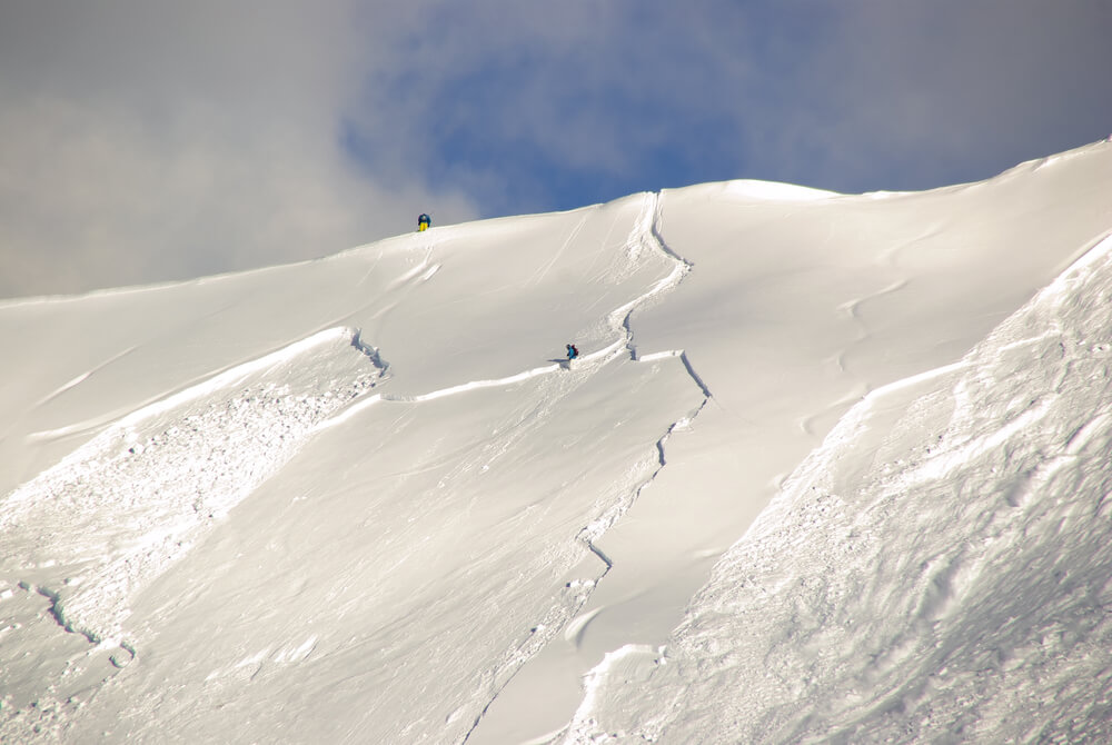 Bodite pripravljeni, tudi na snežni plaz!