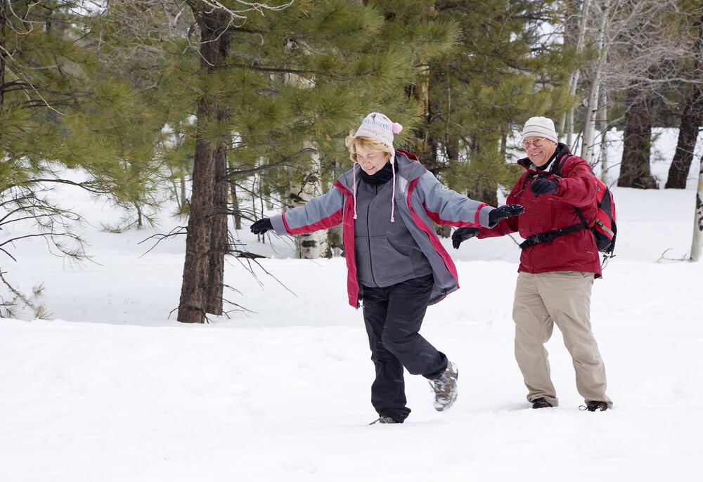 Gibanje je eden izmed pomembnih dejavnikov duševnega zdravja starejših