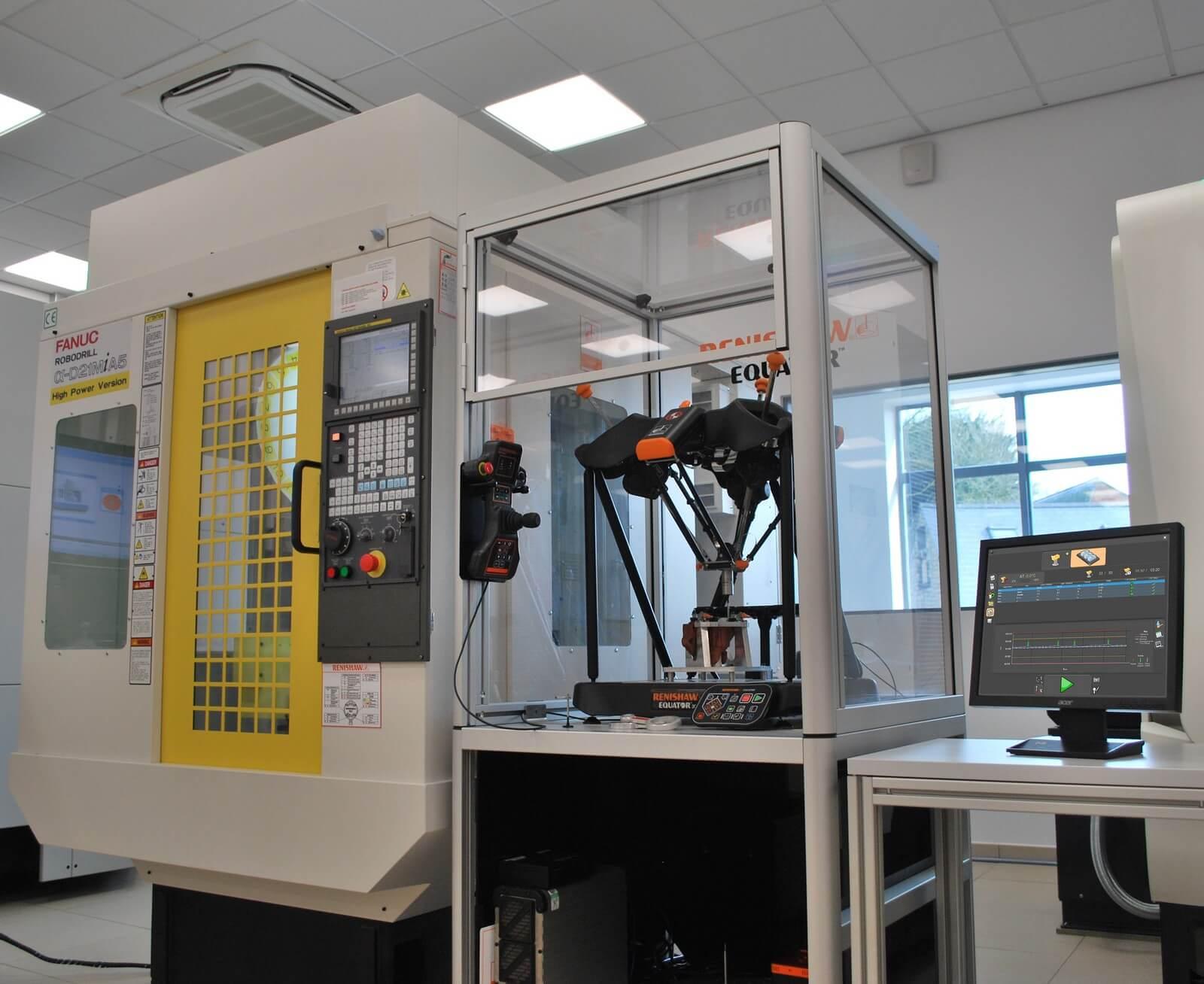 Z industrijsko metrologijo do visoke produktivnosti in kakovosti izdelkov