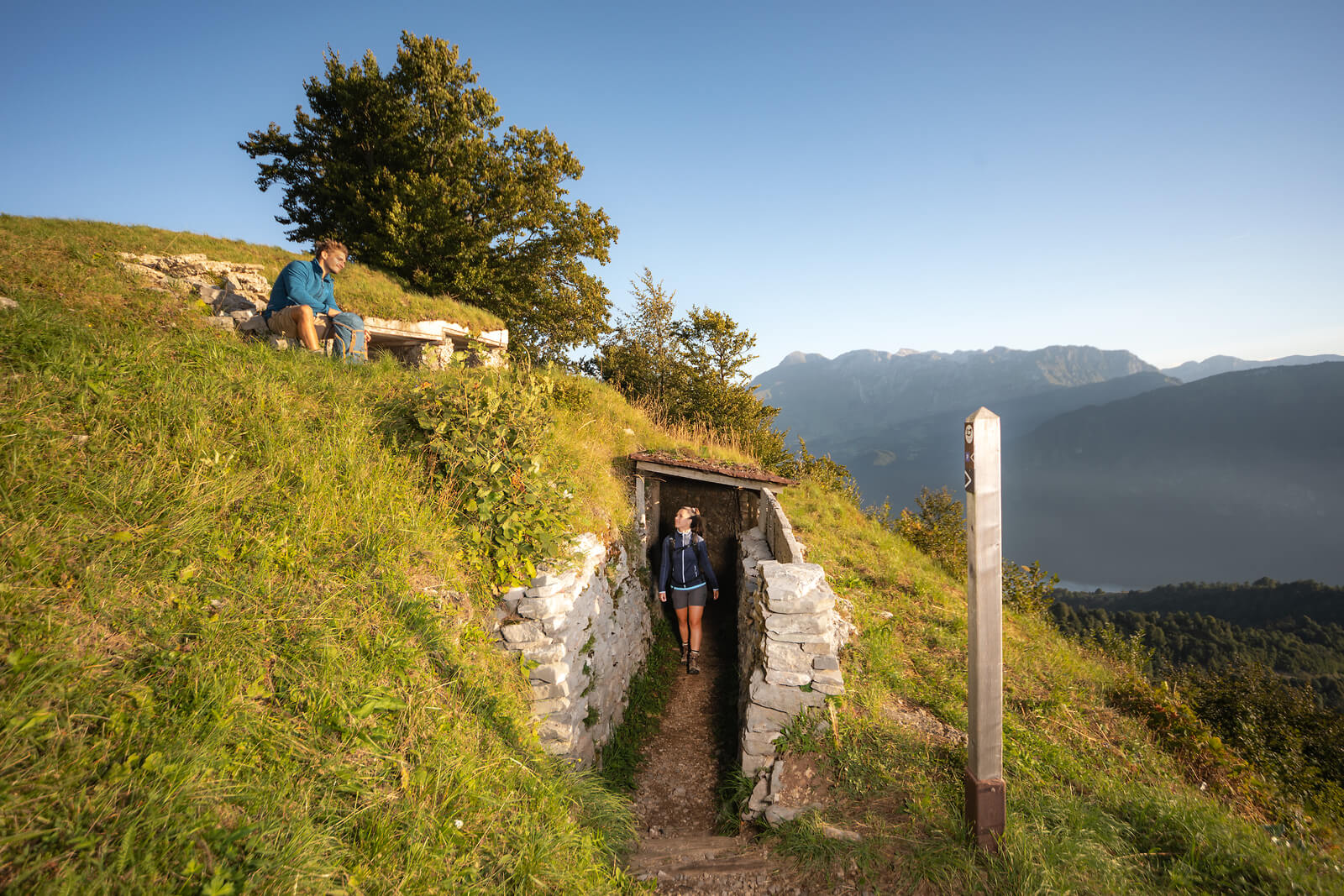 Novost na Poti miru od Alp do Jadrana