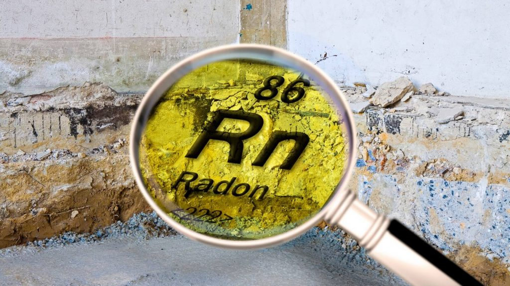 Radon eden glavnih vzrokov za pljučnega raka?
