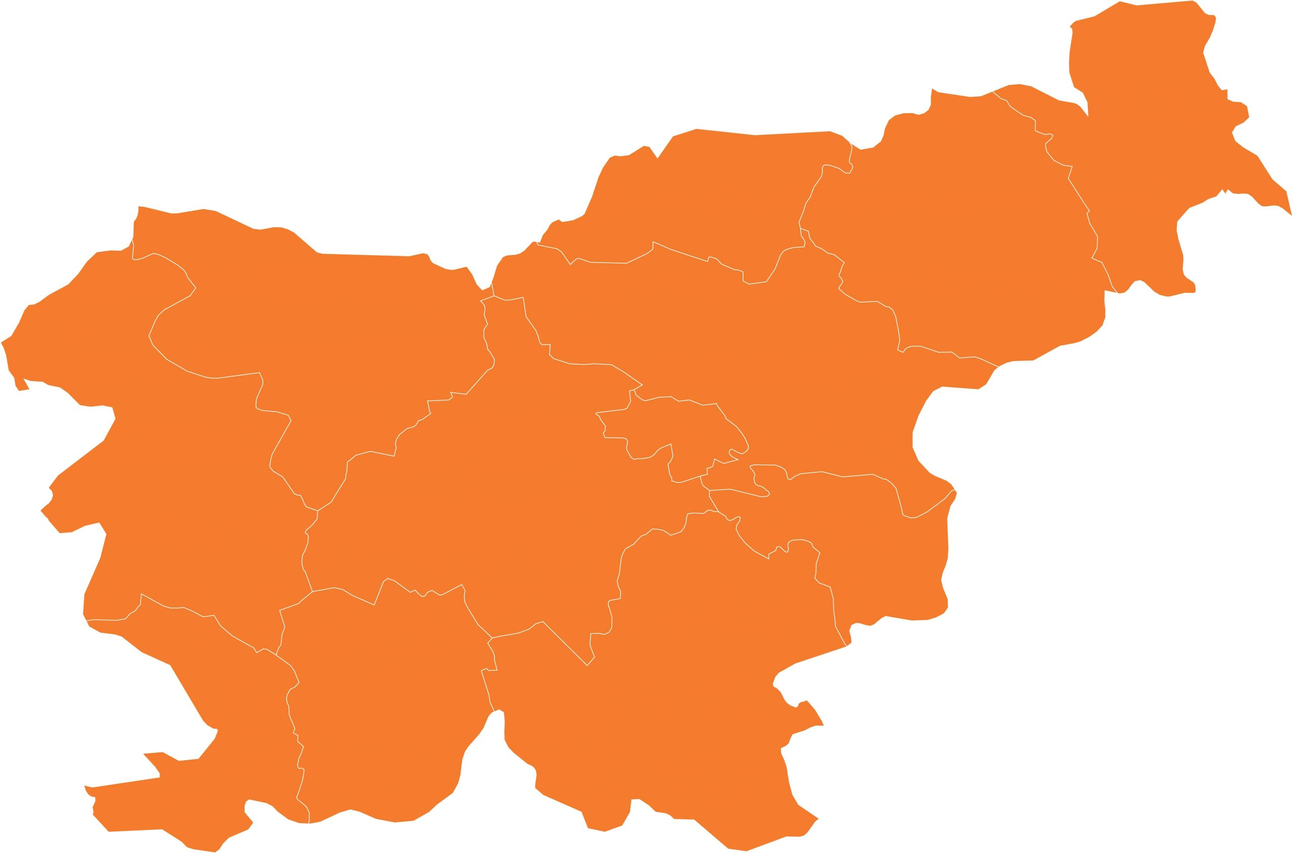 Slovenija v oranžni fazi - kaj prinaša?