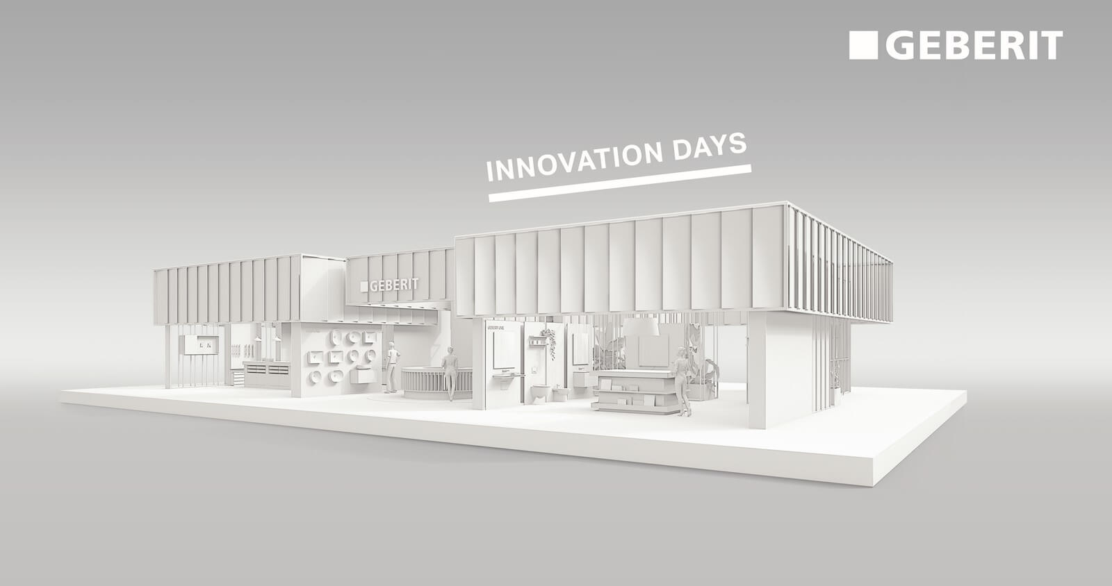 "Geberitovi dnevi inovacij – ""Geberit Innovation Days"""