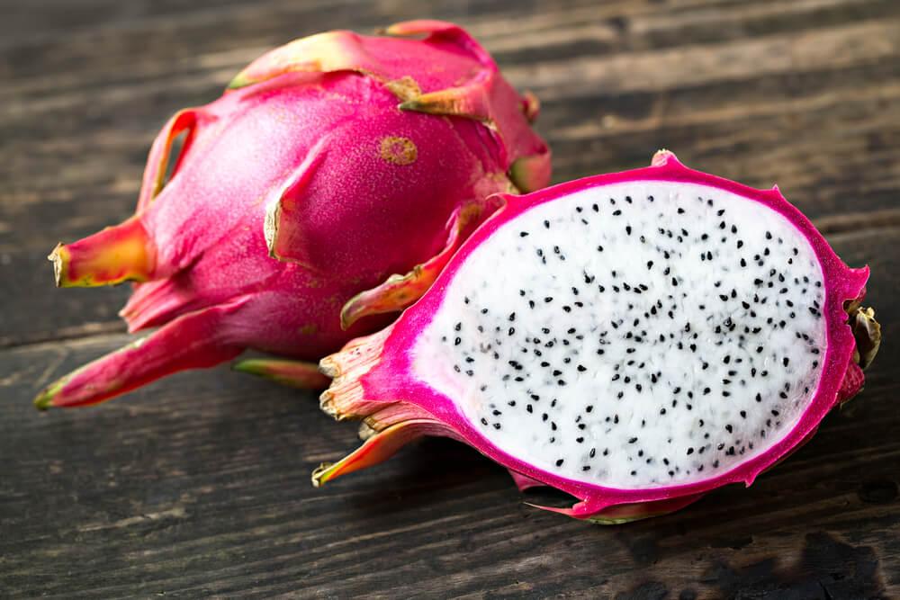 Zmajev sadež, ki je plod kaktusa, je pravi zaklad antioksidantov