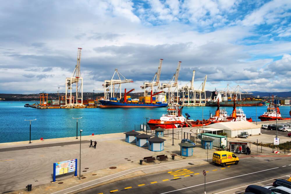 Luka Koper marca ustvarila rekorden pretovor kontejnerjev
