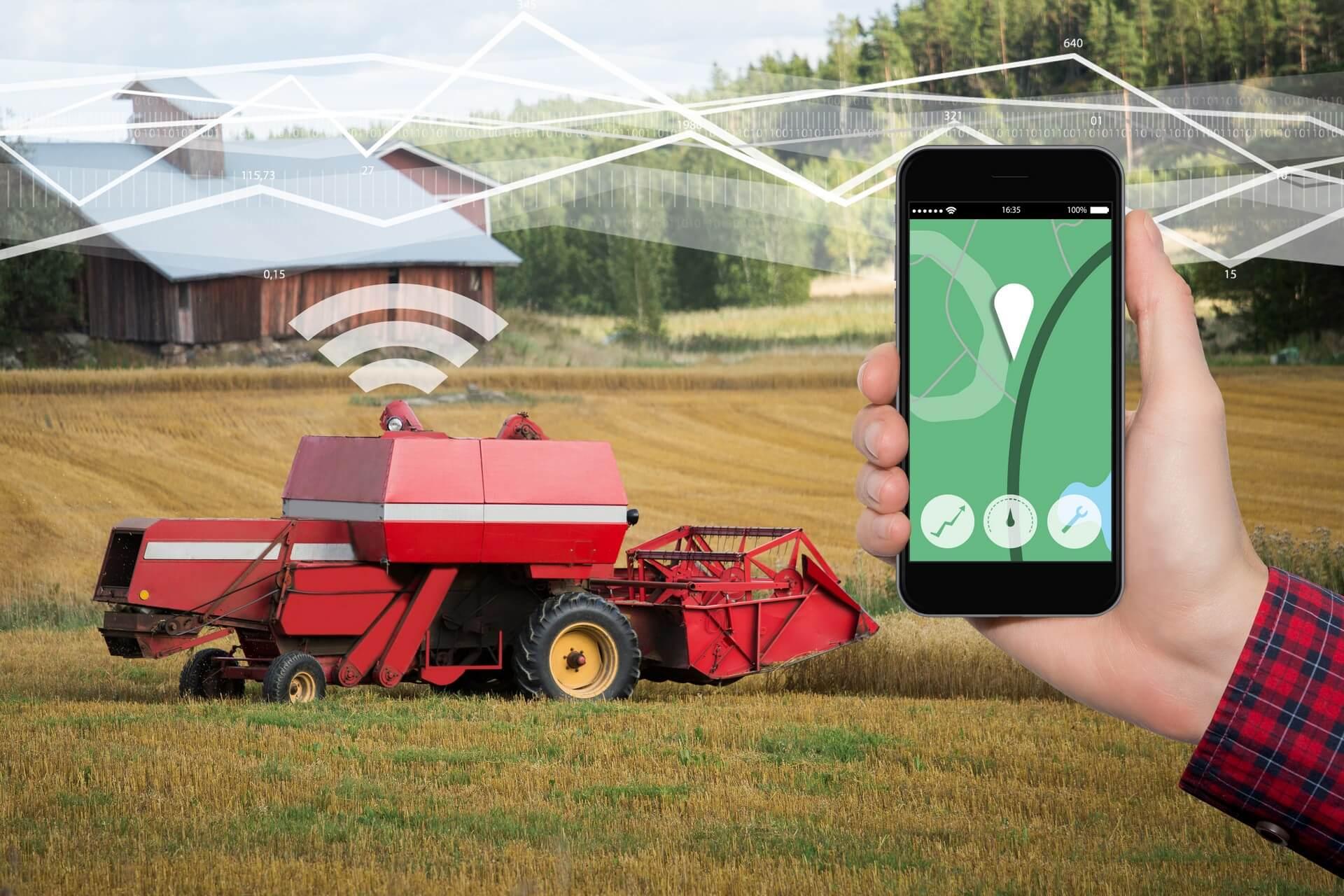 Kmetijska pridelava gre v smer robotizacije