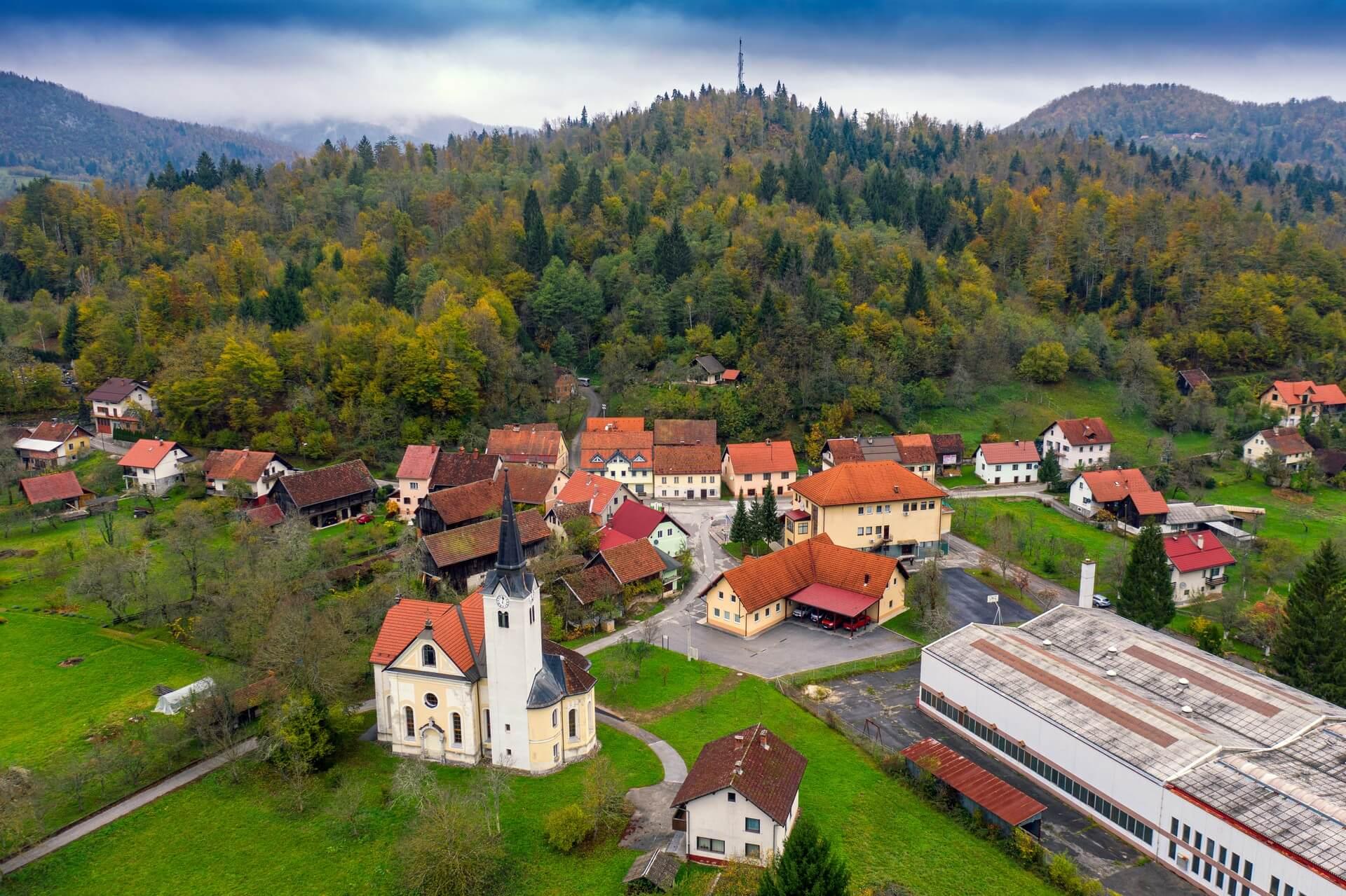 Srečanje županj letos v Občini Osilnica