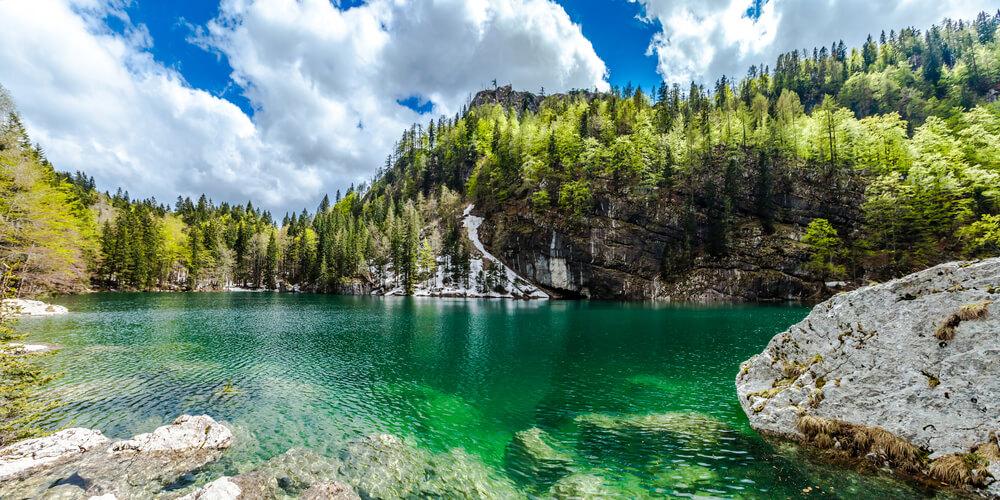 Voden pohod v Dolino Triglavskih jezer (1685 m)