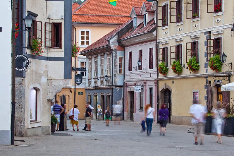 Občina Škofja Loka izbrana v projektu Hrana svoje mesto najde