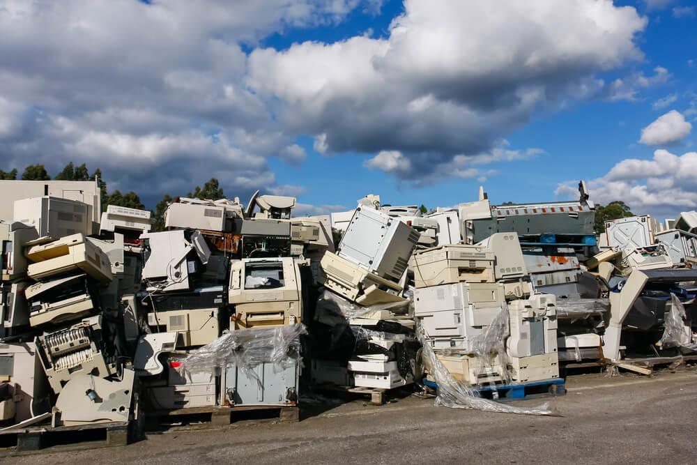 Mednarodni dan e-odpadkov: skoraj 60 milijonov ton na leto